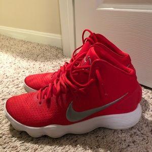 Nike high dunks